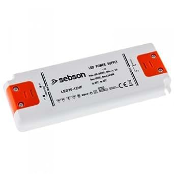 SEBSON® 30W LED-Treiber / LED Trafo