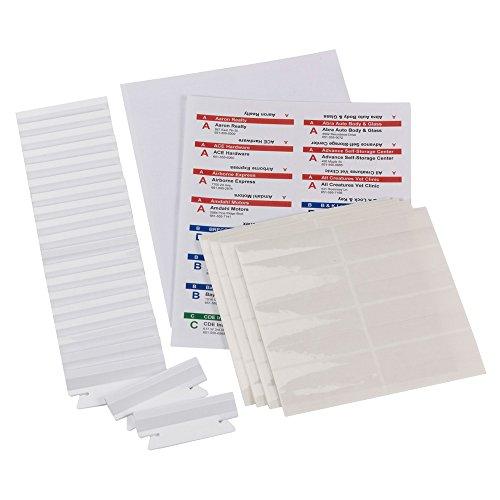 Smead Viewables Beschriftungssystem für Hängemappen 25-Pack Refill Supplies Not Applicable