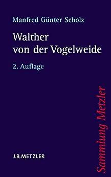 Walther von der Vogelweide (Sammlung Metzler)