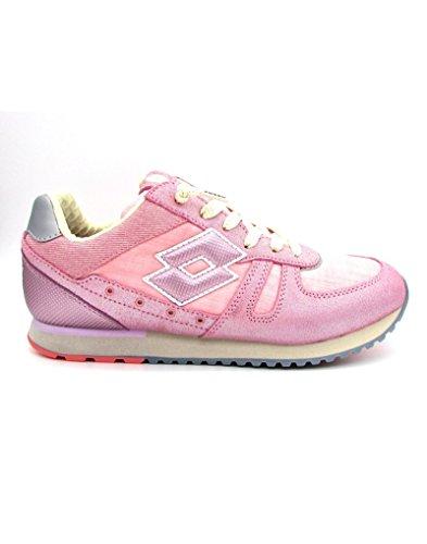 Lotto Sneakers Donna Leggenda Tokyo Shibuya Pink Metal POU S8886 117-39