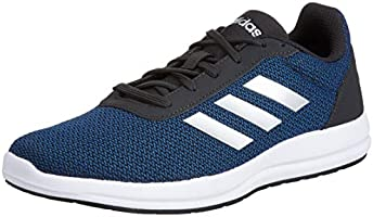Adidas Men's Furio LITE 1.0 M EQTBLU/Carbon/SILVMT Running Shoes-8 UK/India (42 EU) (CK9538_8)