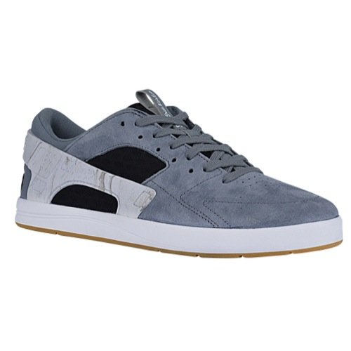nike SB eric koston huarache mens trainers 705192 sneakers shoes (uk 10 us 11 eu 45, cool grey black white 002)