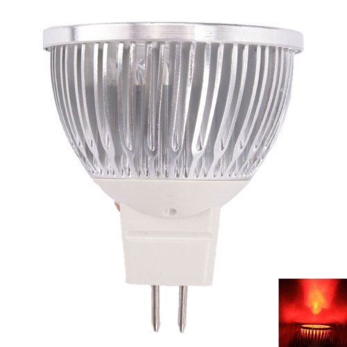 3.5W LED MR16 GU5.3 Base Spot / Track Light Warm White 12V 30000 Hours Lamp life by Four-Bros