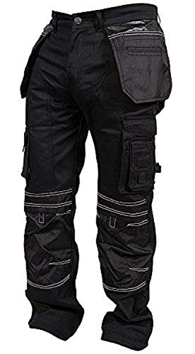 newfacelook Mens Work Trousers W...