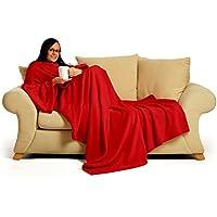 Gift House International GH-SRA9 - Batamanta para adultos, color rojo