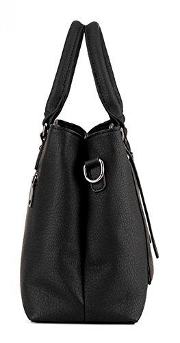 Keshi Pu Niedlich Damen Handtaschen, Hobo-Bags, Schultertaschen, Beutel, Beuteltaschen, Trend-Bags, Velours, Veloursleder, Wildleder, Tasche Lila