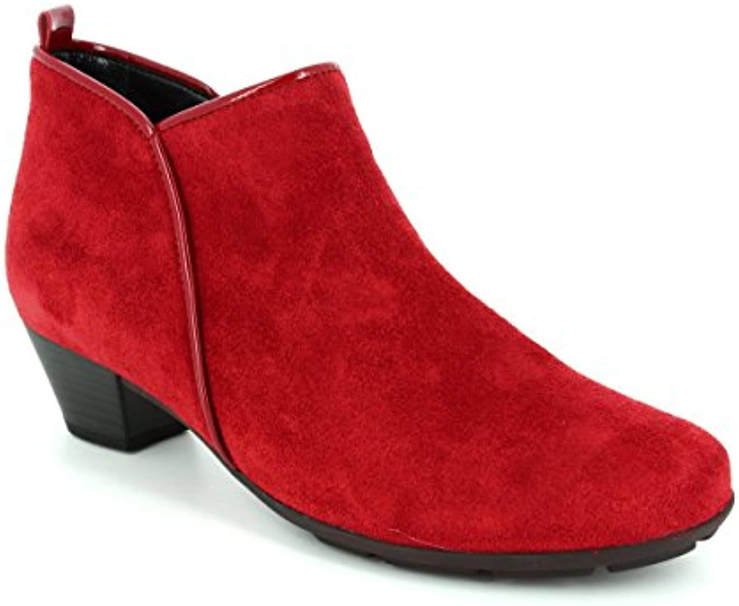 2017d273aae Gabor Trudy Modern Ankle Ankle Ankle Boots In Cherry B074G3GYNS Parent  c66c1f