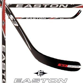 Easton Stealth S3 Composite Clear Stick Intermediate - 65 Flex, Spielseite:rechts;Biegung:E3 Hall/Sakic