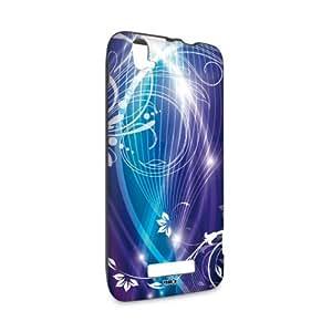 Handyschale Handycase für ZTE Grand S Flex veredelt mit YOUNiiK Styling Skin - Namid