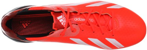 Adidas Adizero F50 TRX FG SYN Chaussure De Football - Infrarot/Schwarz/Wei ::: Infrared/Black/White