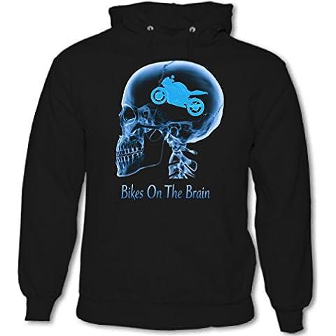 T-Shirt Junky -  Felpa con cappuccio  - Maniche lunghe  - Uomo