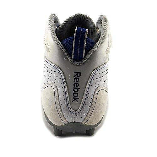 Reebok Pro Thorpe III Synthétique Baskets White-Dark Royal