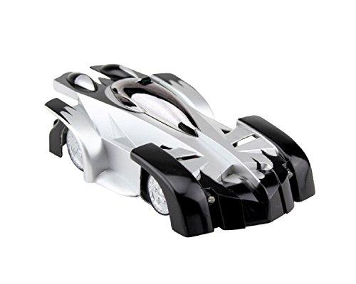 RC  kaufen  Bild 1: QUN FENG Ferngesteuertes Auto Ferngesteuertes Stunt Auto RC elektrische Wand Klettern Racing Fahrzeug perfekt für Kinder Jungen (schwarz)*