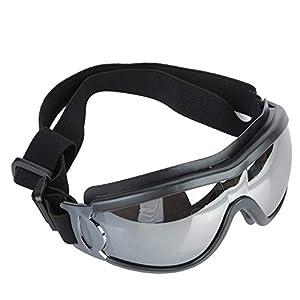 Pssopp Gafas de Sol para Perros – protección UV a Prueba de Viento Impermeable Gafas para Mascotas Gafas para Mascotas Protección para los Ojos Protección para Perros medianos y Grandes