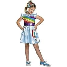 Disfraz Hasbro My Little Pony Rainbow Dash TV Classic Niñas Disfraz