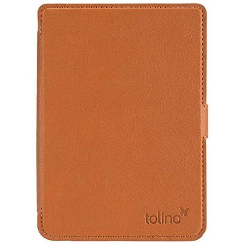 tolino page 2 - Tasche Slim Cognac