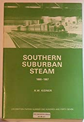 Southern Suburban Steam (Locomotion Papers)