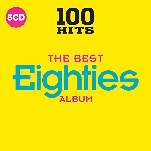* NEW * 100 Hits - The Best Eighties Album - 5 CD Pack