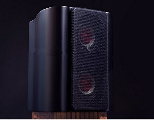 GOWE Full frecuencia HIFI amplificador de válvulas-Altavoces de estantería