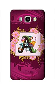 ZAPCASE PRINTED BACK COVER FOR SAMSUNG GALAXY On8 Multicolor