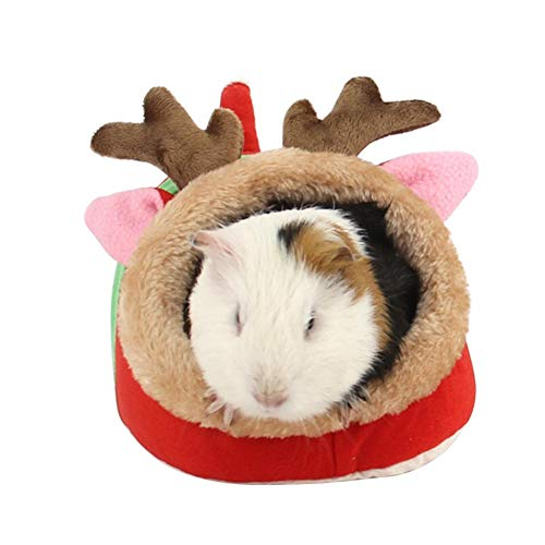 Sommer's Laden Kleines Haustier Cotton Nest, Igel Warm Nest Self Warming Bett Kissen Maschine waschbar Hamster Zelt Bett Haus für Vier Jahreszeiten