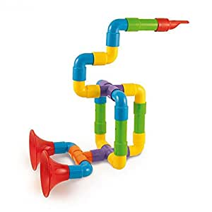 Quercetti 4172 Super Saxoflute Costruzioni - Strumenti Musicali