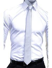 Leader Mode - Cravate Adar Gris