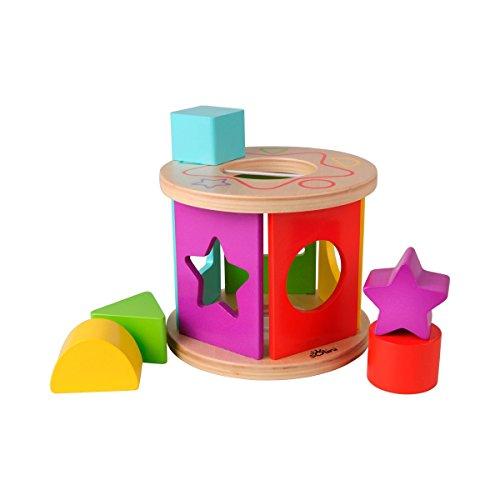 SOLINI Farben & Formen Sortierbox