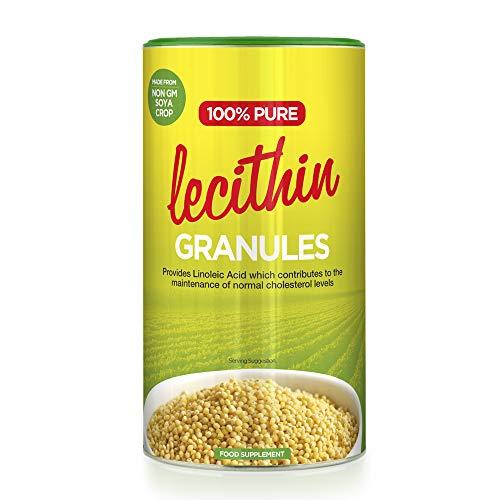 Optima Health Lecithin Granules 500 g