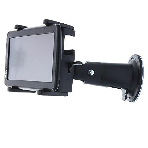 Smart-Planet hochwertige Navi Kfz- Halterung / Auto Halterung mit Schnellverschluss für viele Navis / Navigationsgeräte - für alle Geräte Navigations - Geräte mit der Breite von 8,5 - 17 cm und Höhe von 6,0 - 10,0 cm
