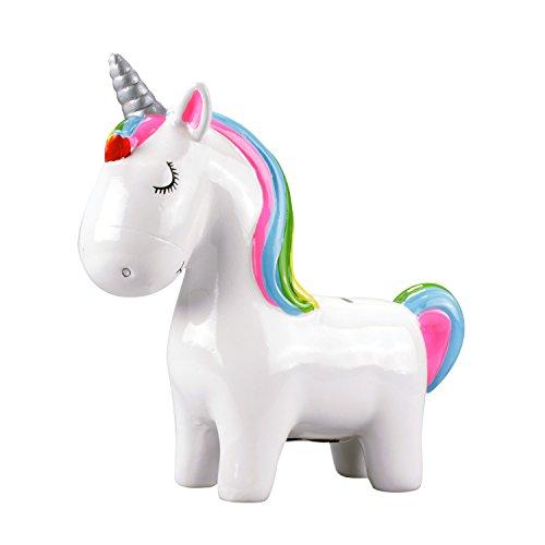 """Spardose Einhorn Unicorn Sparen Sparbüchse """"Luna"""""""