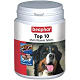 Beaphar Top-10 Dog Supplement, 160 Tablets