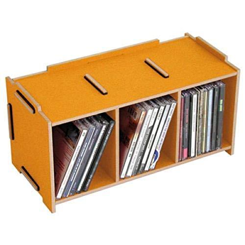 Aufbewahrungsboxen - 30x30x30cm(orange,gelber,blauer)