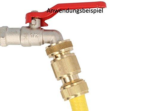 Zoom IMG-2 tecuro raccordo per rubinetto con
