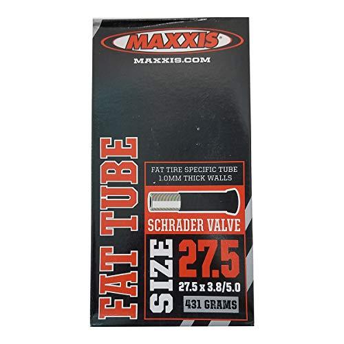 Fat MAXXIS Fahrradschlauch schwarz 27,5 x 3,8 / 5.0 -