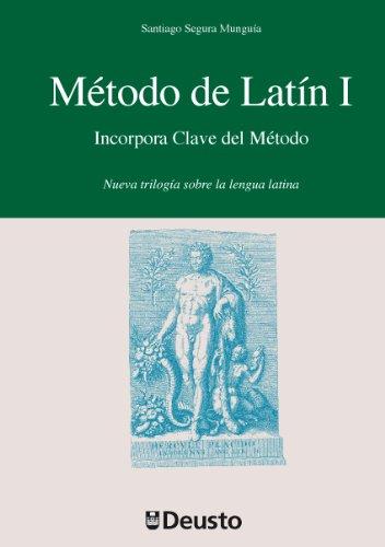 Metodo de latin I (Letras) por Santiago Segura Munguia