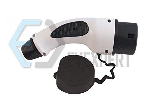 Elektroauto Typ 2 Stecker (Weiblich - Fahrzeugseite), 32A -