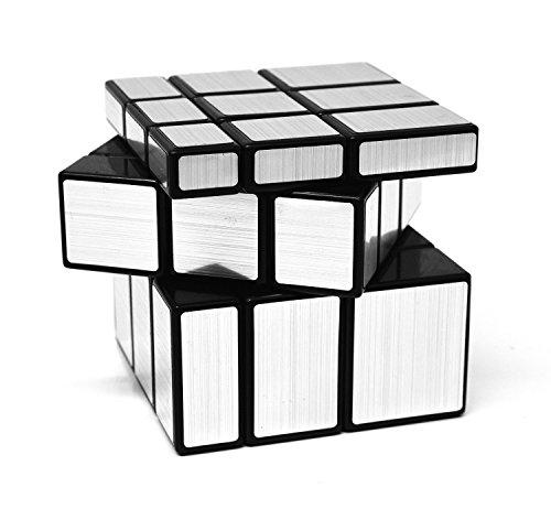 Preisvergleich Produktbild 3×3×3 Speed Cube, Carbon Fiber Sticker Twisty Puzzle für Kinder Intelligenz Entwicklung, Speed Cubing Anfänger oder Puzzle Enthusiasten (yin)