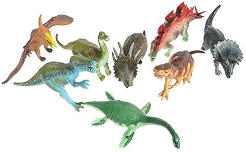 8 Piece Large Assorted Dinosaurs Dinosaurs Dinosaurs - Toys 6-7 Large Size Dinosaur Figures | Une Grande Variété De Marchandises  16a63c