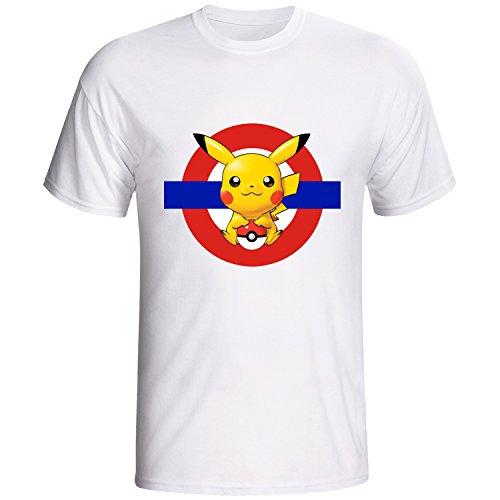 Metro-de-Londres-camiseta-de-Pikachu