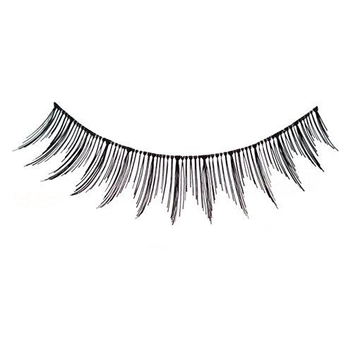 Lazy Lashes 100% Human Hair False Eyelashes - Crown