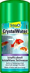Tetra Pond Crystal Water, Effectively Clears Dirty Pond Water, 500 Ml