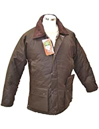 c680963c13b97 Hunter Outdoor Horseman Unisex Wax Jacket