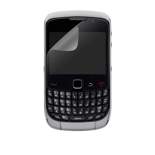 Belkin Displayschutzfolie für BlackBerry 9300Curve 3Pack in matt (Belkin Mini Screen Protector)
