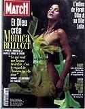 paris match no 2718 du 28 06 2001 l adieu de farah diba a sa fille leila et dieu crea monica bellucci harry le petit prince d angleterre votre cerveau est un ogre