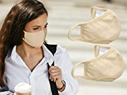 Premium Reusable Face Mask – Ultra Soft, Portable, Lightweight. 3 Layers Protection with Japan Technology. Bre