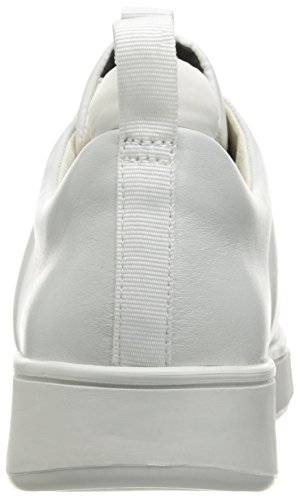 Geox Damen D Mayrah B Abx C Sneakers Weiß (WHITEC1000)