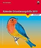 Kalender Orientierungshilfe 2019 (Block, ohne Aufhängevorrichtung)ng)
