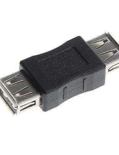30' Einstellen (USB 2.0-Buchse zu Buchse Adapter Kupplungen (Paar))