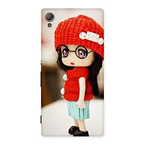 Cute Little Angel Multicolor Back Case Cover for Xperia Z4